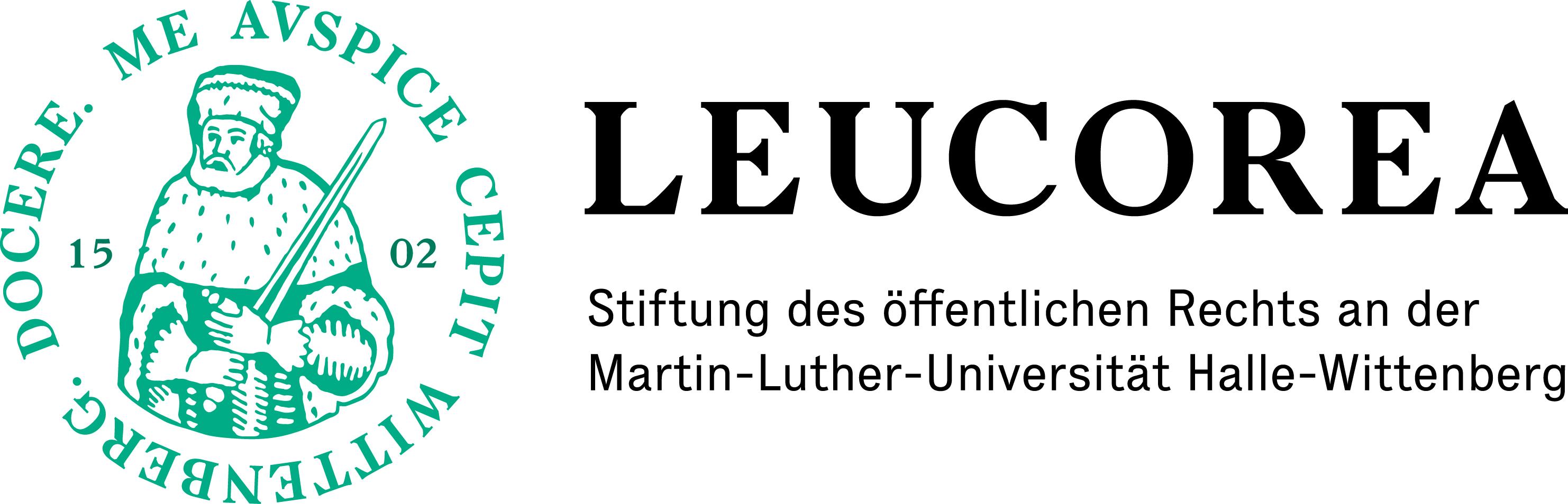 Leucorea Stiftung des öffentlichen Rechts an der Martin-Luther_Universität Halle-Wittenberg