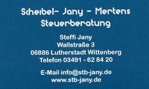 Scheibel - Jany - Mertens Steuerberatung